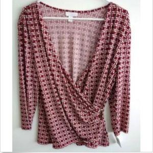Charter Club womens blouse size petite XL